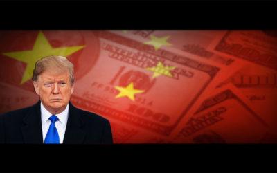 Trump throws markets a shocker with new China tariffs